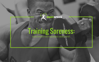TRAINING SORENESS: SIDE EFFECT OR TRAINING OBJECTIVE?
