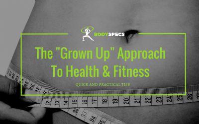 "Fitness Coaching: The ""Grown Up"" Approach"